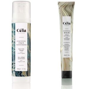 Set of Cela Essential Balm & Moisturizer